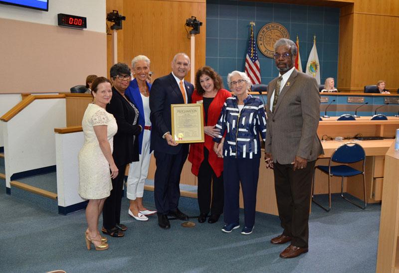 Proclamation Building Community Mental Health Alliances Month