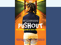 """Pushout:  the Criminalization of Black Girls in Schools"" by CJC"