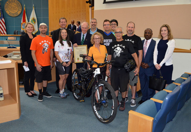 Florida Bicycle Month Proclamation