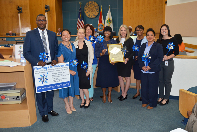Child Abuse Prevention Month Proclamation