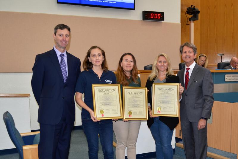 PBC Gopher Tortoise Day Proclamation