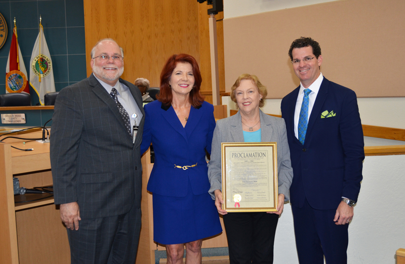 Water Conservation Month Proclamation