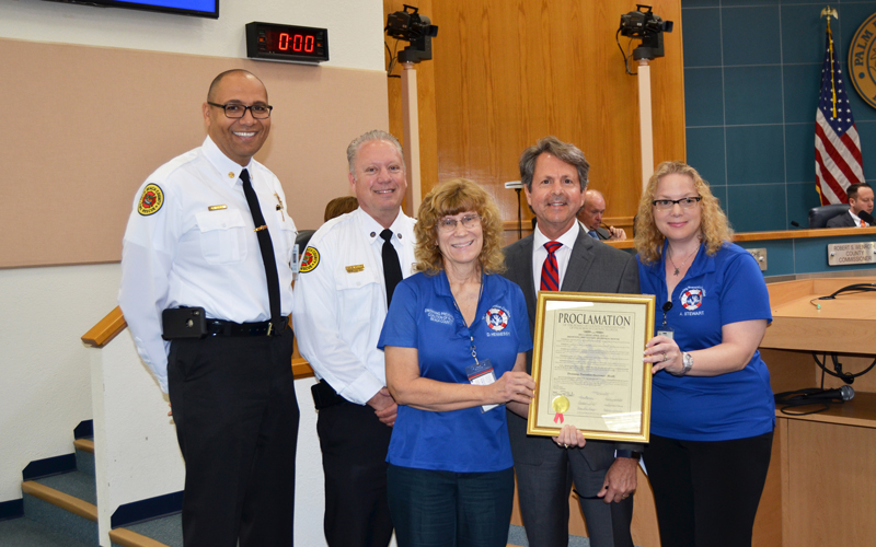 Drowning Prevention Awareness Month Proclamation