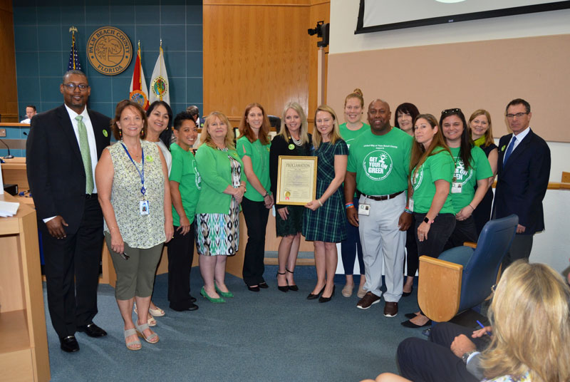 Mental Health Awareness and Trauma-Informed Care Month  Proclamation