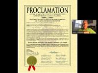 Mental Health Awareness Proclamation
