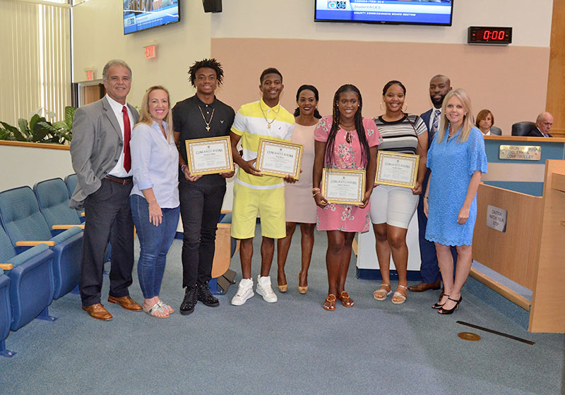 Recognition for Student ACES
