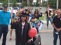 Graduation Caravan