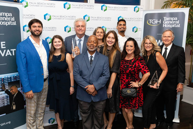 Palm Beach North Chamber Recognizes Community Leaders