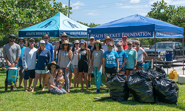 PBC Parks Hosts Cleanup and Celebration on World Ocean Day