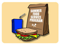 Palm Beach County Library System Partners with Youth Services Department to Serve Free Summer Food for Kids