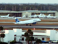 PBIA Named 8th Best Domestic Airport