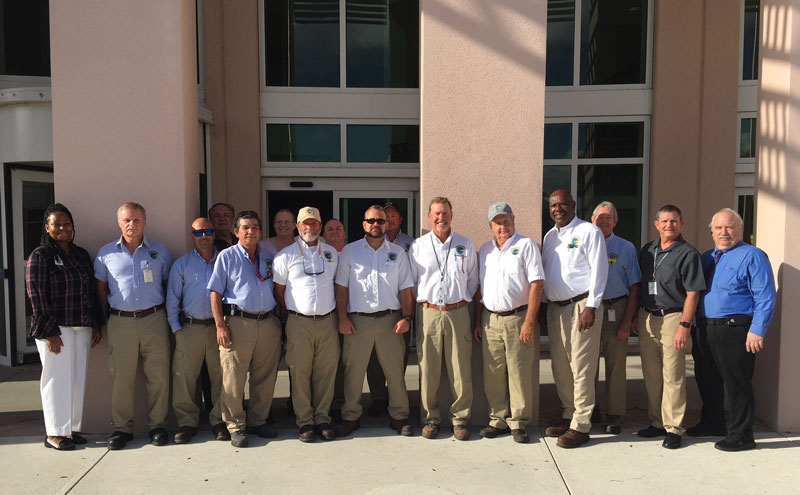 Palm Beach County Building Division Employees