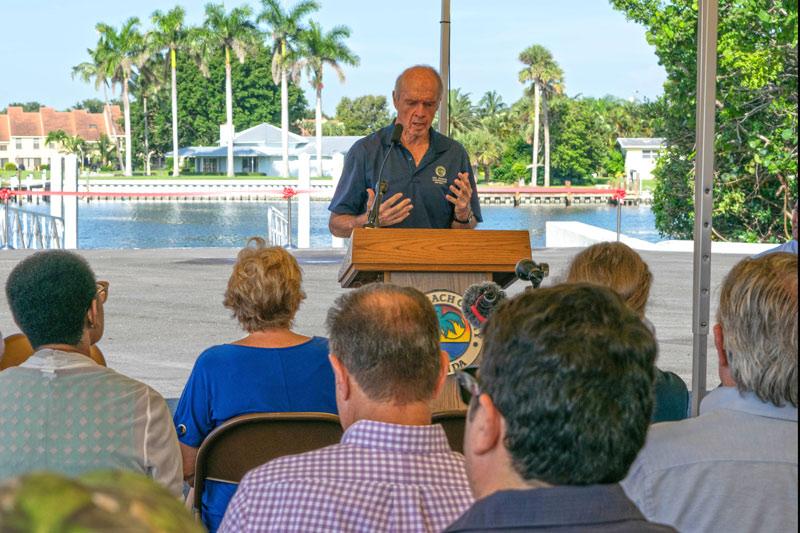 Bert Winters Park Improvements Open