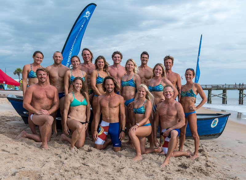 Palm Beach County Ocean Rescue Competition Team