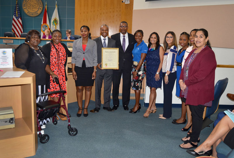 LIHEAP Awareness Month  Proclamation Ceremony