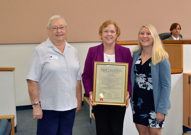 Women's Equality Day Proclamation Ceremony