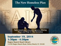 Each One Reach One - The New Homeless Plan