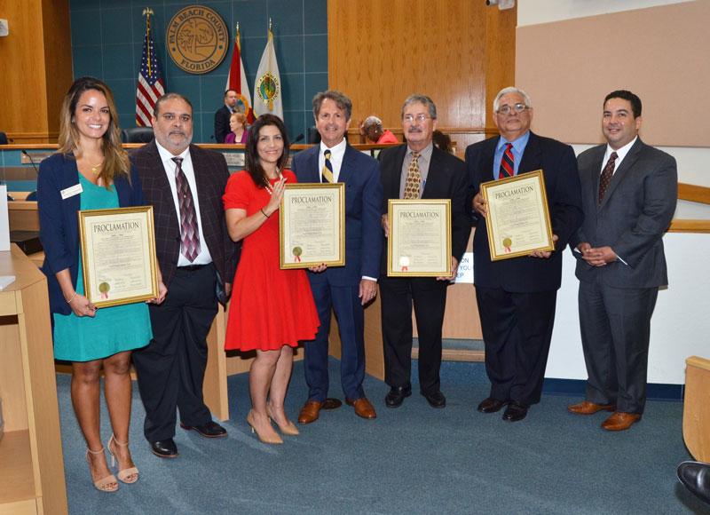 National Hispanic Heritage Month Proclamation Ceremony