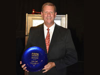 PBC Parks & Recreation Director Receives FRPA Distinguished Service Award