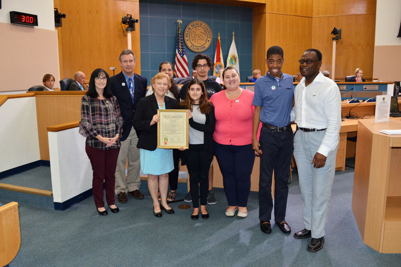 National 4-H Week Proclamation
