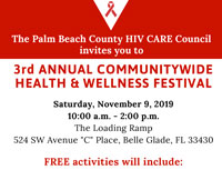 3 Annual Community wide event