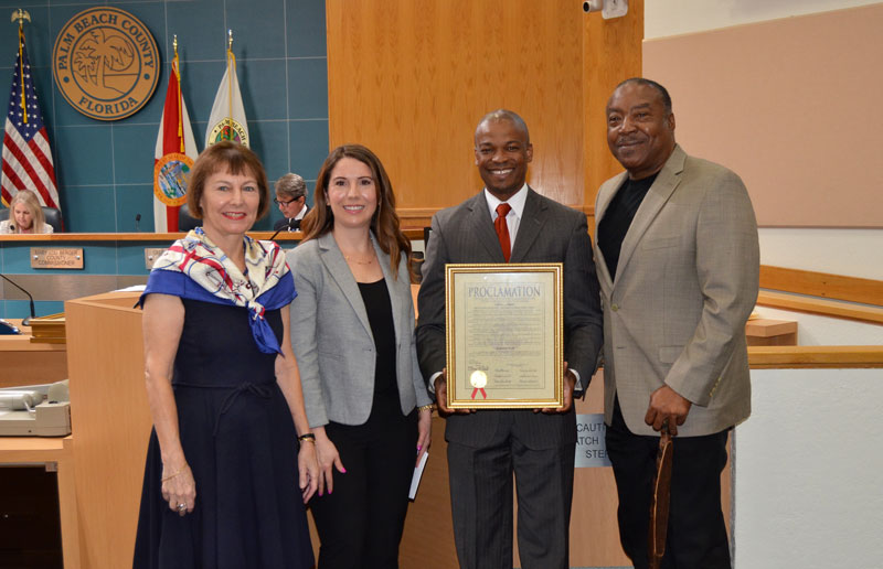 Mediation Week  Proclamation Ceremony