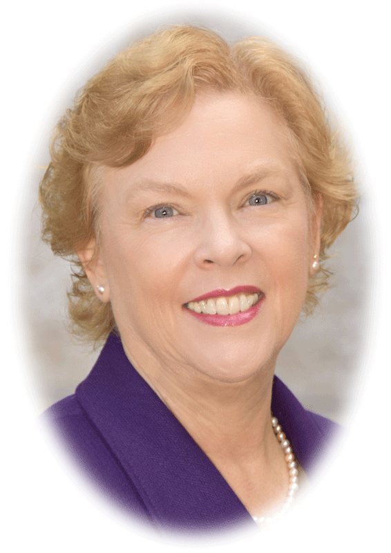 Commisioner Mary Lou Berger