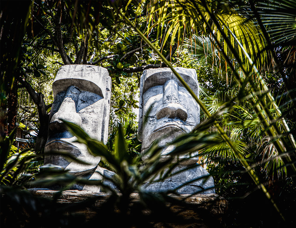 Mounts Announces the Opening of a New Permanent Installation - MOAI AT MOUNTS