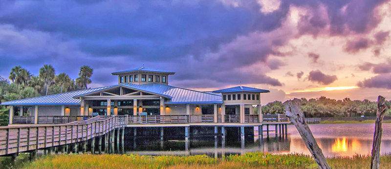 What's Happening at Green Cay Nature Center