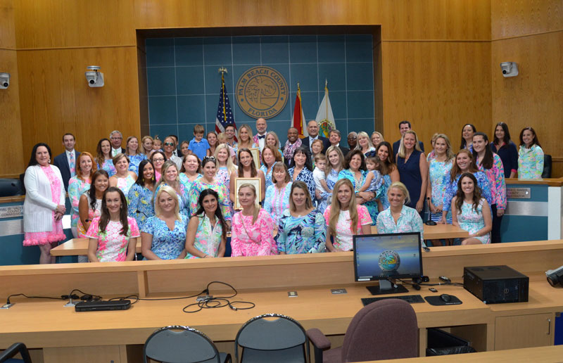 Lilly Pulitzer Day