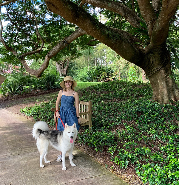 Mounts to Host Dogs' Day in the Garden Monthly