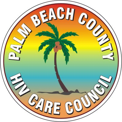 Palm Beach County HIV Care Council Logo