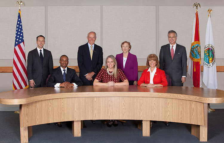Palm Beach County Commissioners