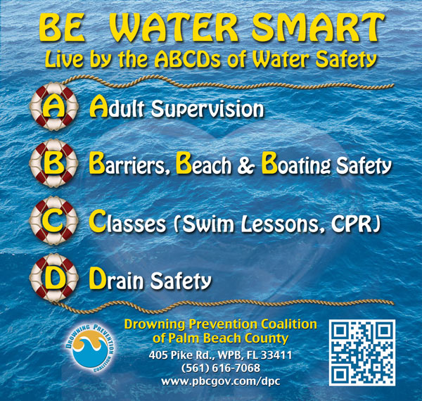 Water Safety Poster