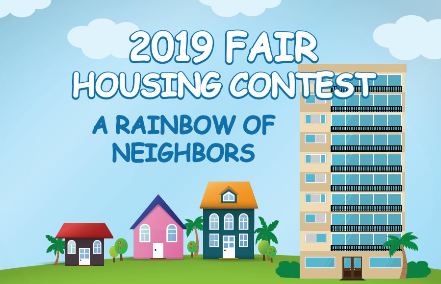2019 Fair Housing Contest