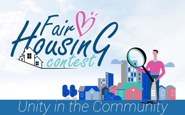 Calling All Entries for Fair Housing Poster