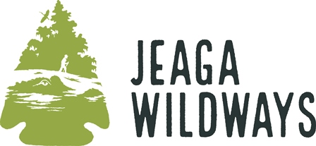 Jeaga Wildways Logo with text