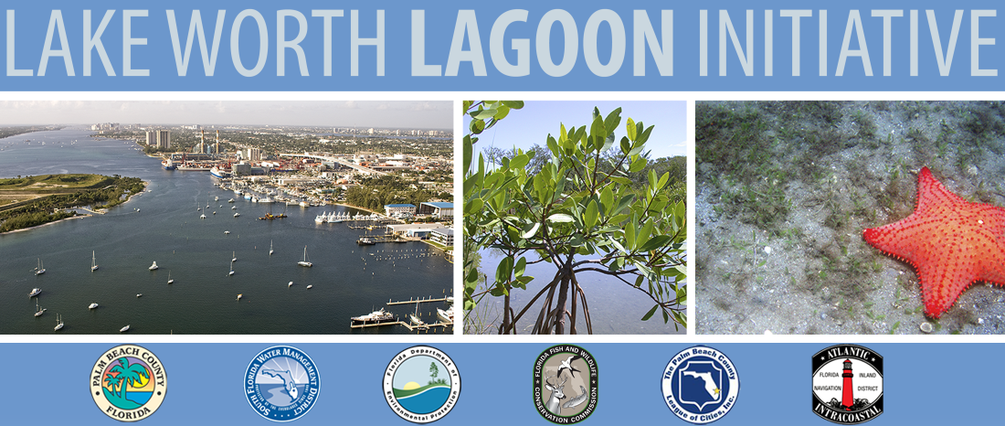 Lake Worth Lagoon Initiative Header
