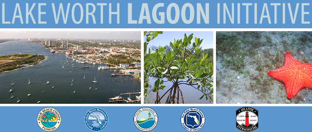 Picture of Lake Worth Lagoon Initiative Logo/Banner