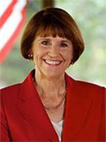 Sen. Gayle Harrell, District 25