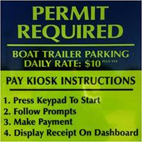 Parks & Recreation - Boat-trailer-parking-permit