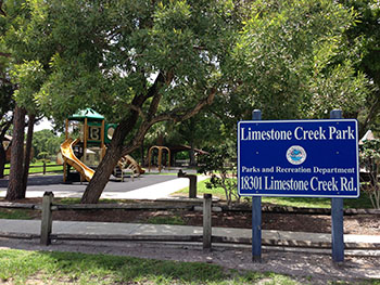 limestone creek park