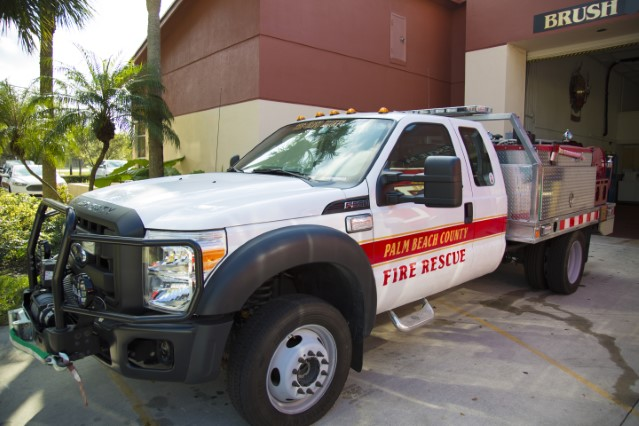 Type of Unit:  Brush Station:  43 Year Built:  2013 Manufacturer:  Horton Chassis:  International Water Capacity:  750 gallons  Pump Rate:  500 gallons per minute