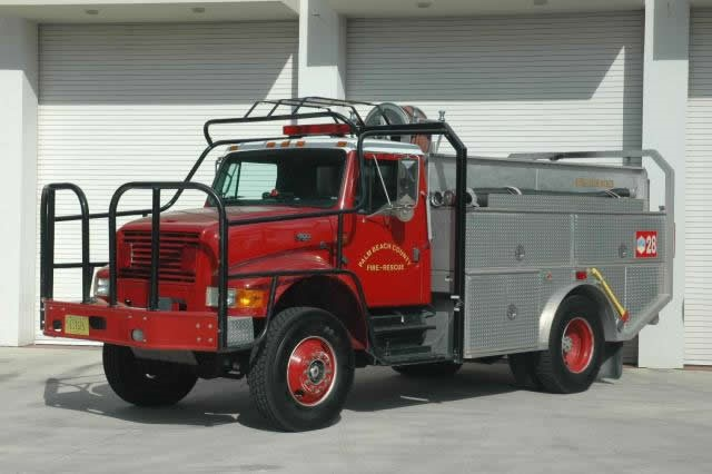 Type of Unit:  Brush Station:  28 Year Built:  2013 Manufacturer:  Ford Chassis:  International Water Capacity:  750 gallons  Pump Rate:  500 gallons per minute