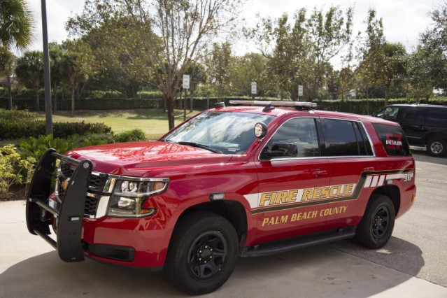 Type of Unit:  Battalion Chief  Station:  57  Year Built:  2011  Manufacturer:  Ford  Chassis:  F-150