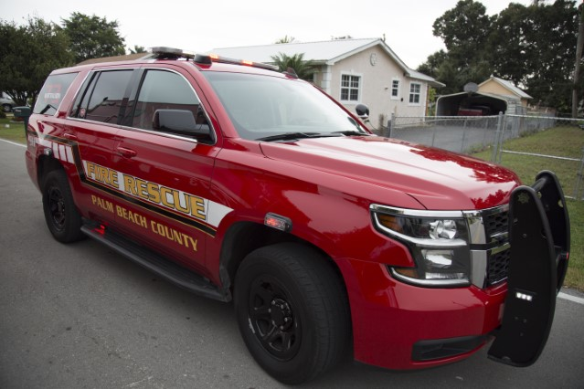 Type of Unit:  Battalion Chief  Station:  73  Year Built:  2009  Manufacturer:  Ford  Chassis:  Expedition