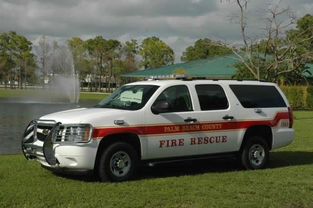 Type of Unit:  District Chief Station:  28 Year Built:  2013 Manufacturer:  Chevrolet Chassis:  Expedition