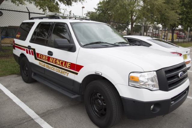 Type of Unit:  District Chief  Station:  73  Year Built:  2009  Manufacturer:  Ford  Chassis:  Expedition