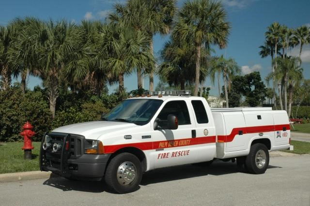 Type of Unit:  Paramedic Supervisor  Station:  57  Year Built:  2012  Manufacturer:  Ford  Chassis:  F-350 Reading Squad