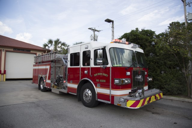 Type of Unit:  Engine Station:  30 Year Built:  2012 Manufacturer:  Sutphen Chassis:  Freightliner FL-80 Water Capacity:  750 gallons  Pump Rate:  1500 gallons per minute  Foam Capacity:  15 gallons